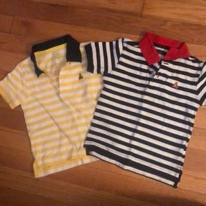 Baby gap toddler polo set